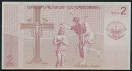 * NAGORNO KARABAKH (ARMENIA) - 2 DRAM 2004 UNC - Armenië