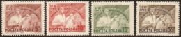 Poland,  Scott 2015 # 460-463,  Issued 1948,  Set Of 3,  MNH,  Cat $ 7.00 - 1944-.... Republic
