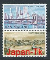 SAN MARINO Mi.Nr.  1025-1058 Jahrgang 1973 Siehe Scan -MNH - Ungebraucht