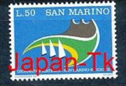 SAN MARINO Mi.Nr.  1069  Philatelietag San Marino  -MNH - Ungebraucht