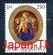 SAN MARINO Mi.Nr.  1082  Weihnachten  -MNH - Ungebraucht