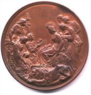 EXHBITION INTERNATIONAL LONDRA HONORIS CAUSA LONDINI 1862 BY MAGLISE / WYON - Professionnels/De Société