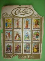 22 Images Des Années 1900 Du Chocolat Cailler  : Les Anciens INSTRUMENTS De MUSIQUE ; Les CHIENS De Luxe - Old Paper