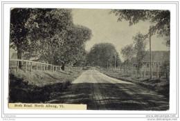 ALburg Vt Bush Road - Etats-Unis