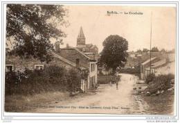 BERTRIX ..-- La Crochette . BOHEMONT . 1927 Vers VILLEMOUBLE ( Mr Mme GONDOUX ) . Voir Verso . - Bertrix