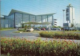 AK FLUGWESEN AERODROME FLUGHAFEN AIRPORT BEOGRAD  EX YUGOSLAVIA  ALTE POSTKARTE - Aérodromes