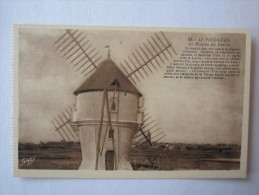 44 LOIRE ATLANTIQUE Le Pouliguen Le Moulin Du Diable - Le Pouliguen