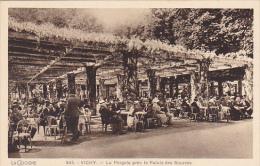 France Vichy La Pergola Pres Le Palais Des Sources - Vichy