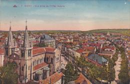 France Vichy Vue Prise De L'Hotel Astoria - Vichy