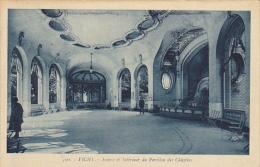 France Vichy Source Et Interieur Du Pavillon Des Celestins 1929 - Vichy