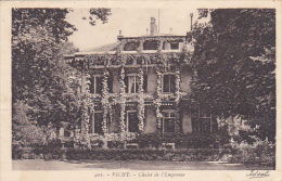 France Vichy Chalet De L'Empereur 1946 - Vichy