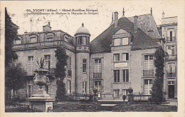 France Vichy Hotel-Pavillon Sevigne 1932 - Vichy