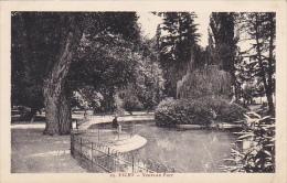 France Vichy Nouveau Parc 1928 - Vichy