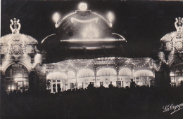 France Vichy Le Casino Vu La Nuit Photo - Vichy