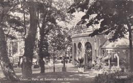 France Vichy Parc De La Source Des Celestins 1953 Photo - Vichy