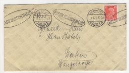 Deutsches Reich Michel No. 391 auf Brief