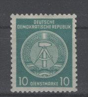 DDR Dienst Michel No. 30 y II X II ** postfrisch / gepr�ft BPP Sch�nherr