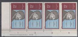 DDR Michel No. 1559 ** postfrisch DV Druckvermerk FN II