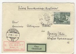 �sterreich Michel No. 1022 auf Brief
