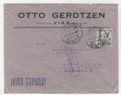 Spanien Michel No. 775 auf Brief