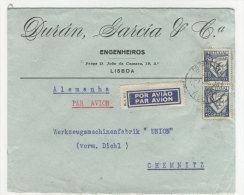Portugal Michel No. 601 auf Brief