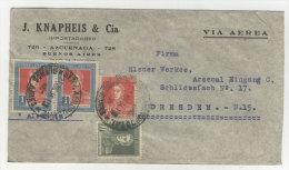 Argentinien Brief 1934