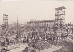 Radio Audizione Messaggio Del Duce 23 Marzo 1933  Al Cantiere Nuovo Monastero Religiose Agostiniano - Milano - Foto