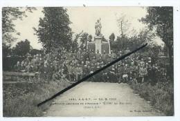 CPA  - Réunion Annuelle De L´amicale - Givry (24 Mai 1925) - Autres Communes