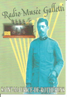 Magnet Radio Musée Gallieni - Radio & TSF
