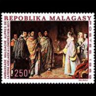 MALAGASY 1969 - Scott# 422 Delegation Set of 1 MNH (XQ945)