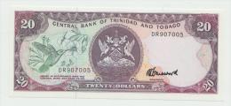 TRINIDAD & TOBAGO 20 DOLLARS 1985 UNC NEUF PICK 39C - Trinidad & Tobago