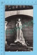 Jeanne D'Arc Sur Son Bucher ( De M. Real Del Sarte Sculpteur ) Recto/Verso - Saints