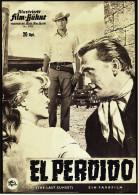 """Illustrierte Film-Bühne  -  """"El Perdido"""" -  Mit Rock Hudson , Kirk Douglas -  Filmprogramm Nr. 5909 Von Ca. 1961 - Magazines"""