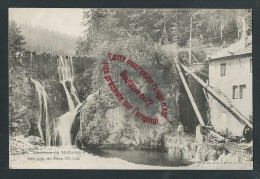 L428 - Environs De MALBUISSON Cascade De RIEZ MI LAC - Pontarlier