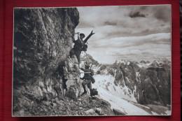 1935 ALPINI ROCCIATORI - Manovre