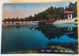 Gavi Ligure Lago Della Lomellina Viaggiata - Alessandria
