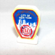 Fève Des Rois N°5 Série Les Pompiers De New-York 2006 - Autres