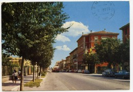 Castelfranco Emilia (Modena). Via Emilia. - Modena