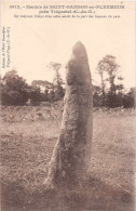 SAINT SAMSON En PLEUMEUR   -Le Menhir  -( Théme  : DOLMENS & MENHIRS) - Dolmen & Menhirs