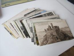 AK Deutsches Reich / AD / Bayern. 65 Stk. 1899-1930er Jahre. Litho, Echtfoto, Topo. Bahnpost Und Andere Interessante AK! - Ansichtskarten