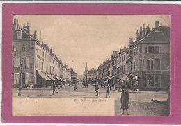 88.- SAINT-DIE  .- Rue Thiers - Saint Die