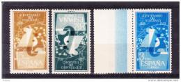ESPAGNE Y&T 873/5 **. (E9) - 1931-Aujourd'hui: II. République - ....Juan Carlos I