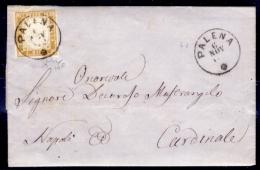 Palena 00549 - 1861-78 Vittorio Emanuele II