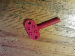 Sleutel van lego, 5 cm