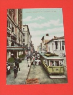 View Of Fourth St . Louisville . KY ::::: Animation - Tramways - Louisville