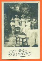 "Carte Photo A Identifier  ""  Groupe De Femmes Benevoles Pour Malades  "" CPA N° 1 - Gesundheit"