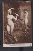 S43 / Frauen Femme Erotik Akt Nude / Salon De Paris / 5308 S. Martougen , Legende - Pintura & Cuadros