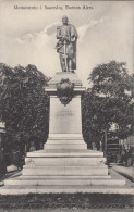 CPA - Buenos Aires - Monumento à Saavedra - Argentine