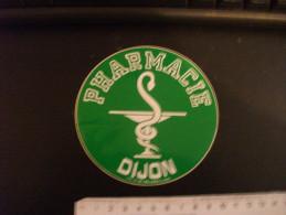 Autocollant Pharmacie Dijon - Adesivi