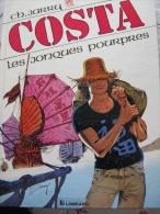COSTA Les Jonques Pourpres - Livres, BD, Revues